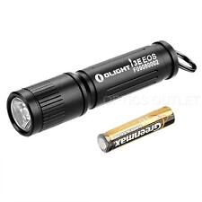 Olight i3E EOS 90 Lumens Bright Keychain Flashlight with 1x AAA [ i3 i3S ]