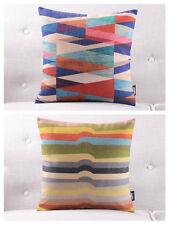 Geometric Cushion Covers Multi-Coloured