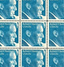1979 - ROBERT F. KENNEDY - #1770 Full Mint -MNH- Sheet of 48 Postage Stamps