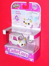 Shopkins Cutie Cars ZOOMY NOODLES # 17 Die Cast