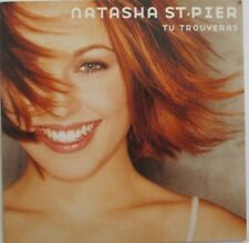 "NATASHA ST-PIER - CD SINGLE ""TU TROUVERAS"""
