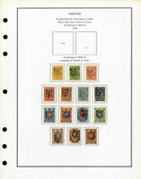 Ukraine Mostly Mint Clean 1918 to 1990s Stamp Collection