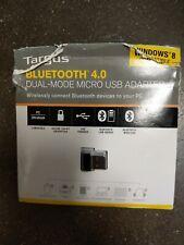 Targus Bluetooth 4.0 Joule Mode Micro USB Adapter