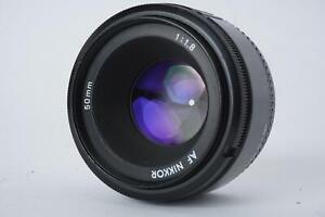Nikon AF Nikkor 50mm 1:1.8 (Nikon F mount)