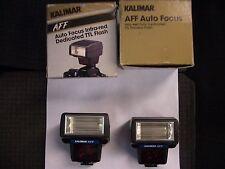 KALIMAR AFF Auto Focus Infra-red Dedicated TTL Thyristor Flash for Nikon AF