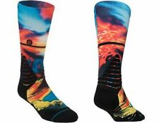 "Men's Stance Fusion ""Blender"" Basketball Sock Size Large 9-12 - FREE SHIPPING!"