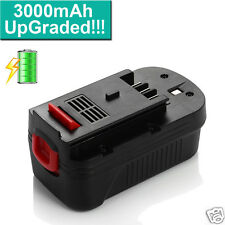 NEW 18V Volt NiCD Battery for Black & Decker HPB18 HPB18-OPE 244760-00