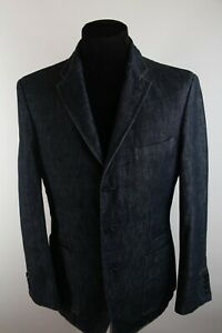 Gucci Tom Ford Era Denim Suit sz 48 003505
