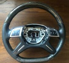 Mercedes W463 X166 W204 X164 W164 Custom Steering Wheel Carbon