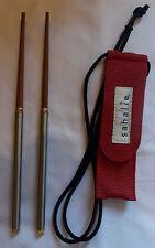 Portable Travel Chopsticks in Case