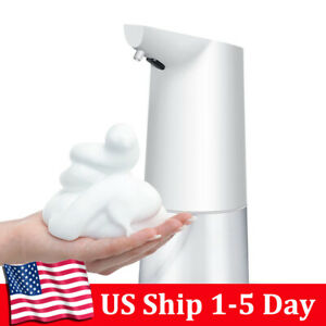 Handsfree Automatic Soap Dispenser Touchless Electric IR Sensor Liquid Dispenser