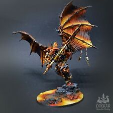 BLOODTHIRSTER Daemons Of Khorne warhammer - 40K ** COMMISSION ** painting
