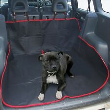 CAR BOOT LINER HEAVY DUTY PET SEAT COVER MAT FOR DOGS TOOLS WORK PET PROTECTOR