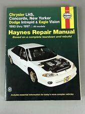 Haynes Repair Manual #25025 Chrysler LHS, Concorde ,New Yorker, Dodge Intrepid
