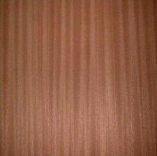 Ribbon Sapele (Mahogany) Wood Veneer 4' X 8' Sheet Quartered Wood on Wood