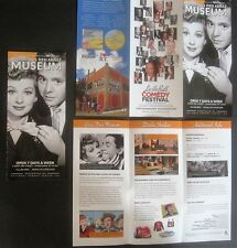4dd3ab0a Lucille Ball and Desi Arnaz Museum Brochure, Jamestown, NY, I Love Lucy ,