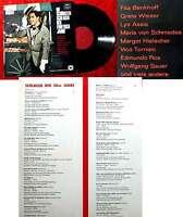 LP Die schönsten Schlager der Fünfziger Jahre (Rarität) (Vico Torriani Cover)