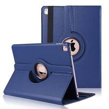 iPad Mini 5 (5th Generation) PU Leather Case w/360 Rotating Stand Sleep-Wake