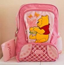 Disney Winnie the Pooh Large School Backpack Bag NEW