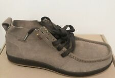 Reef Men's Suede Boat Shoes Boots Brown - Brand New in Box