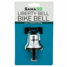 Liberty Bell Bike Bell   Bicycle and Cycling Handlebar Accessories - New Ga