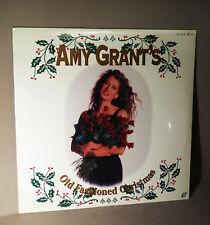 7036:AMY GRANT'S old fashioned Christmas,Laserdisc,verschweißt und neu,Nr.1