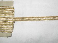 Galon fil or 1mx0,5cm@RUBBON silver