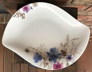 Villeroy & Boch Mariefleur Gris Serve & Salad Plate AS NEW
