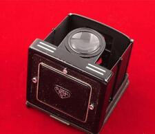 Rolleiflex Waist Level Finder TLR F2.8 Planar White Face 12/24