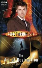 Cole, Steve, Doctor Who: The Art of Destruction, Very Good Book