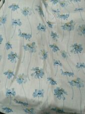 Laura Ashley Crafts Remnants Floral Fabric