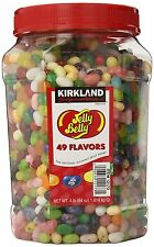 49  FLAVORS Kirkland Jelly Belly Beans 4 lb Bag ASSORTED lbs