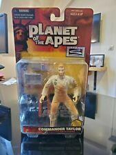 Planet of the Apes /La Planète des singes : COMMANDER TAYLOR Figurine Hasbro