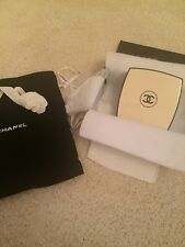 **CHANEL** Runway 2015 Powder Compact Clutch Bag Handbag **VERY RARE PIECE**