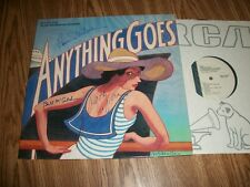 ANYTHING GOES~ SELF TITLED~ 3 AUTOGRAPHES