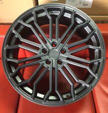 "20"" VELARE VLR04 ALLOY WHEELS FITS RANGE ROVER EVOQUE VELAR JAGUAR GRAPHITE"