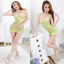 Sexy Lingerie Fishnet Body stockings Dress Underwear Babydoll Sleepwear NY034G