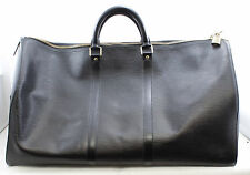 Louis Vuitton Duffle Bag 100% Genuine Black EPI