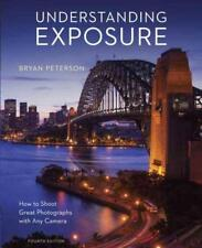 UNDERSTANDING EXPOSURE - PETERSON, BRYAN - NEW PAPERBACK BOOK