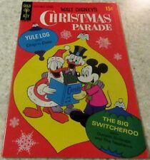Walt Disney Christmas Parade 9 (NM 9.2) 1971 The Big Switcheroo! 20% off Guide!