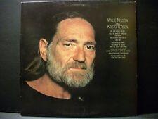 WILLIE NELSON-Sings Kristofferson  LP JC - 36188 Stereo