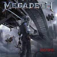 MEGADETH-MEGADETH:DYSTOPIA NEW VINYL