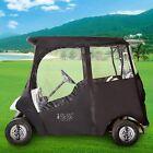 Golf Cart Cover Deluxe Enclosure for EZGO TXT & Club Car Precedent 2 Passenger