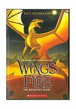 Wings of Fire Book Five: The Brightest Night Free Shipping