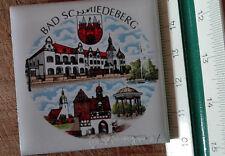 1St. Mosaik Fliese, BAD SCHMIEDEBERG, Feinsteinzeug, Porzellanlasur, NEU