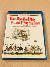 Twilight Time Blu-Ray 'Those Magnificent Men In Their Flying Machines' Seald New