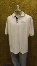 Vtg Team USA Olympic Polo Shirt Monster Energy Drink Official Sponsor sz XL