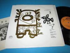 Laterna Magika: Kouzelný Cirkus, Wonderful Circus, Zauberhafter Zirkus - LP