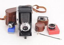 Voigtlander Bessa I Camera w/ Voigtlander Vaskar 105mm f4.5  (5553BL)