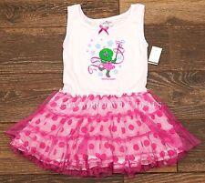 NEW Universal Studios Barney & Friends Baby Bop - Girls 5/6 Tutu Dress Skirt